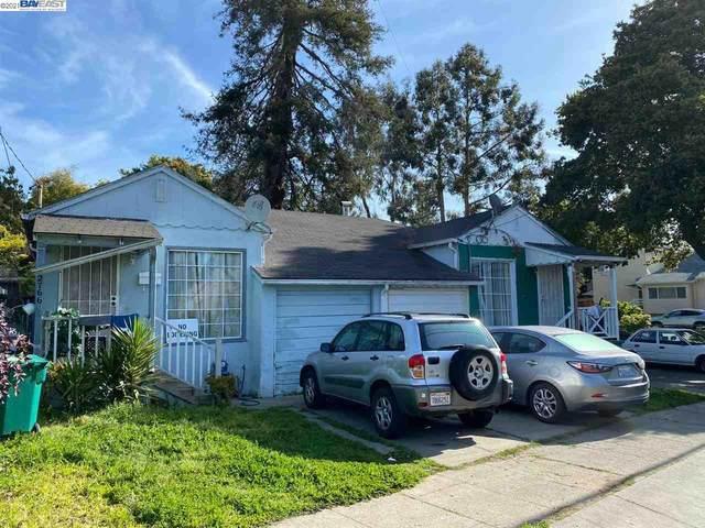 2766 E 23, Oakland, CA 94601 (#BE40943945) :: Intero Real Estate