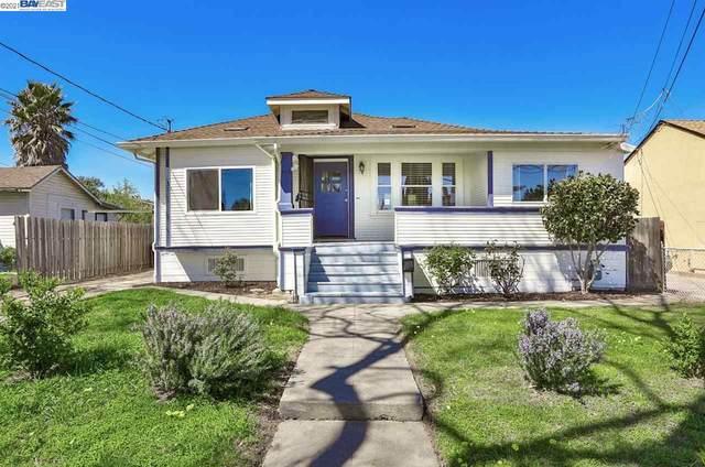 478 B St, Hayward, CA 94541 (#BE40943955) :: Intero Real Estate