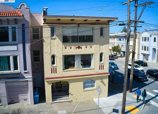 201-05 14th Ave., San Francisco, CA 94118 (#BE40943310) :: The Kulda Real Estate Group
