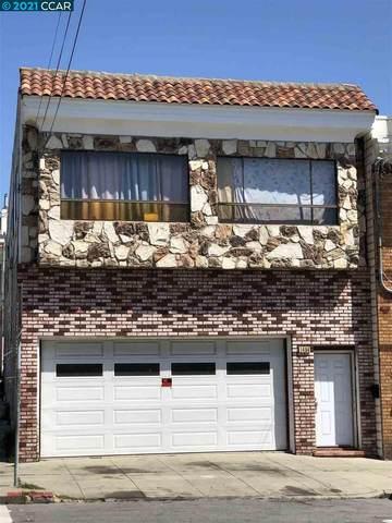 1494 Revere Ave, San Francisco, CA 94124 (#CC40943995) :: The Kulda Real Estate Group
