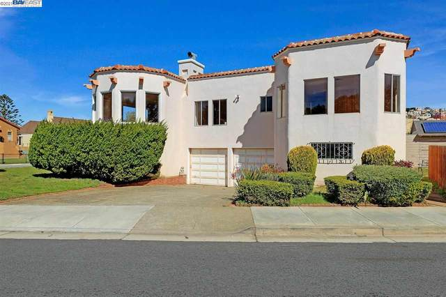 700 Victoria St, San Francisco, CA 94127 (#BE40943599) :: The Sean Cooper Real Estate Group