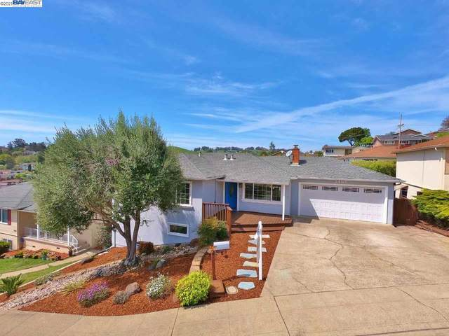 3468 Marques Ct., Castro Valley, CA 94546 (#BE40942937) :: Intero Real Estate