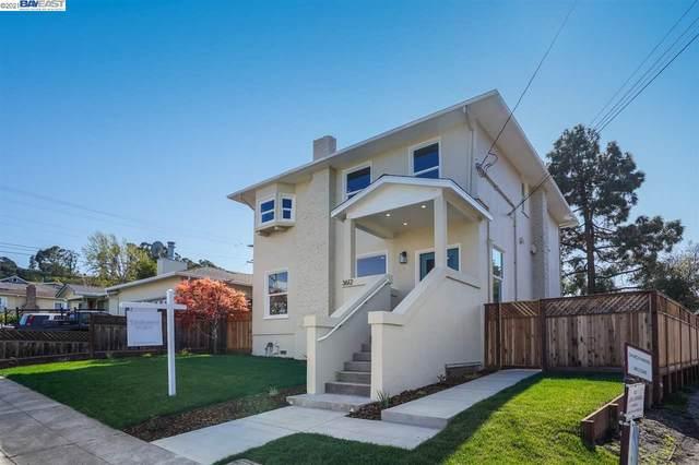 3612 Hacienda St, San Mateo, CA 94403 (#BE40944080) :: The Gilmartin Group