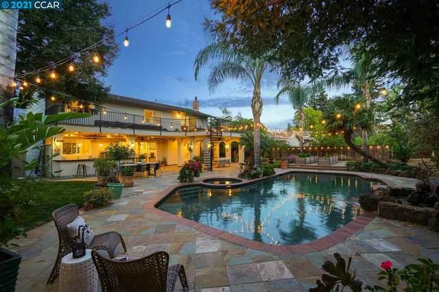 327 Drayton Ct, Walnut Creek, CA 94598 (#CC40943265) :: Strock Real Estate