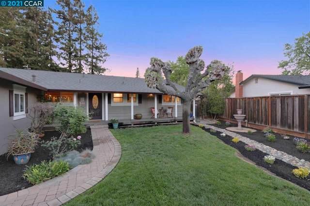 60 Marquette Court, Clayton, CA 94517 (#CC40944085) :: Strock Real Estate