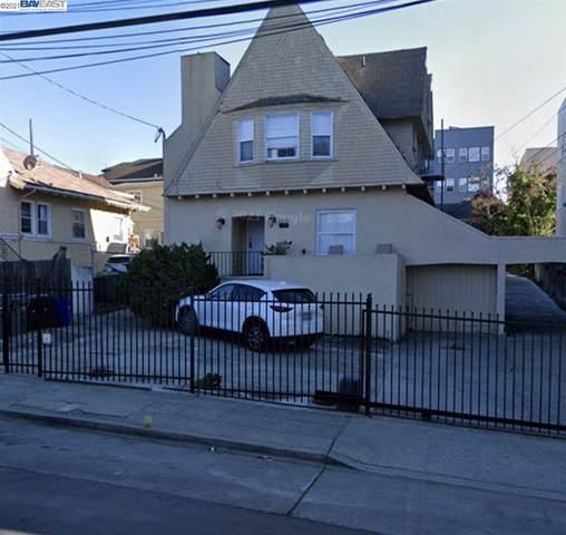 1838 5Th Ave, Oakland, CA 94606 (#BE40944109) :: Robert Balina | Synergize Realty
