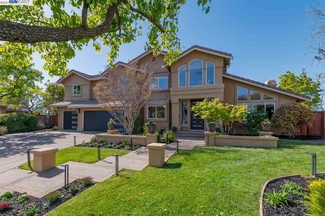 3690 Locke Ct., Pleasanton, CA 94566 (#BE40943874) :: Intero Real Estate