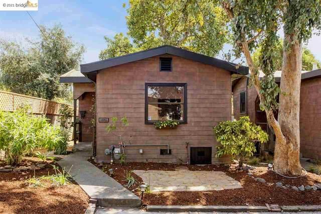 1132 Derby St, Berkeley, CA 94702 (#EB40944161) :: Intero Real Estate