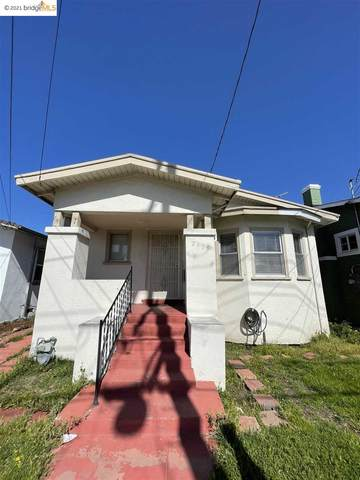 2439 68th, Oakland, CA 94605 (#EB40944166) :: Intero Real Estate