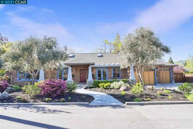 201 El Sobrante Dr, Danville, CA 94526 (#CC40944178) :: Strock Real Estate