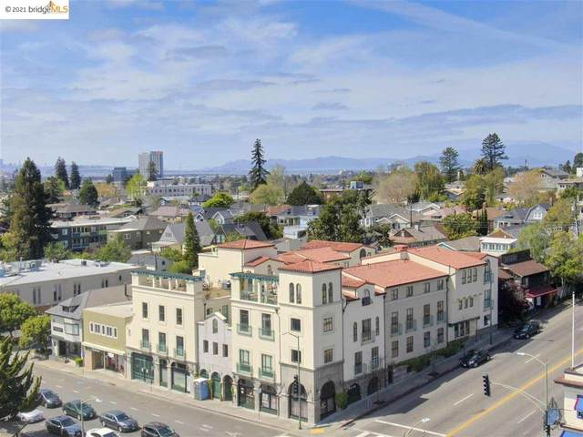 4395 Piedmont Ave V306, Oakland, CA 94611 (#EB40944131) :: The Sean Cooper Real Estate Group