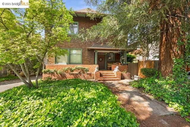 2610 College Ave, Berkeley, CA 94704 (#EB40944224) :: Intero Real Estate