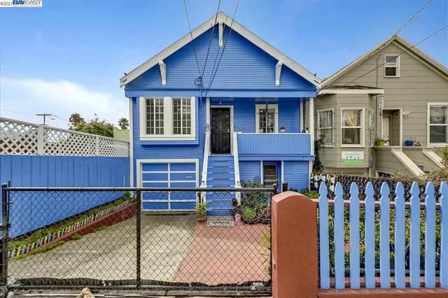 207 Thornton, San Francisco, CA 94124 (#BE40944259) :: Intero Real Estate