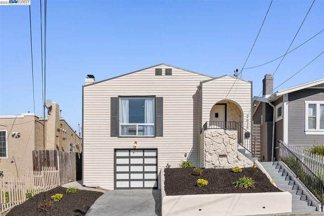 2625 Parker Ave, Oakland, CA 94605 (#BE40944260) :: Intero Real Estate