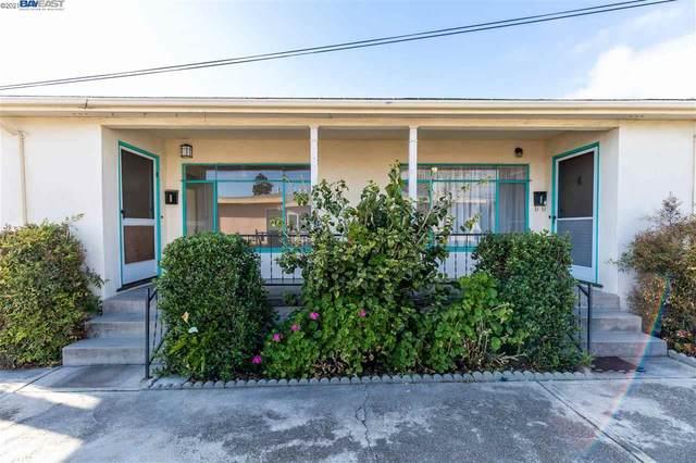 927 Lexington, El Cerrito, CA 94530 (#BE40944267) :: Intero Real Estate