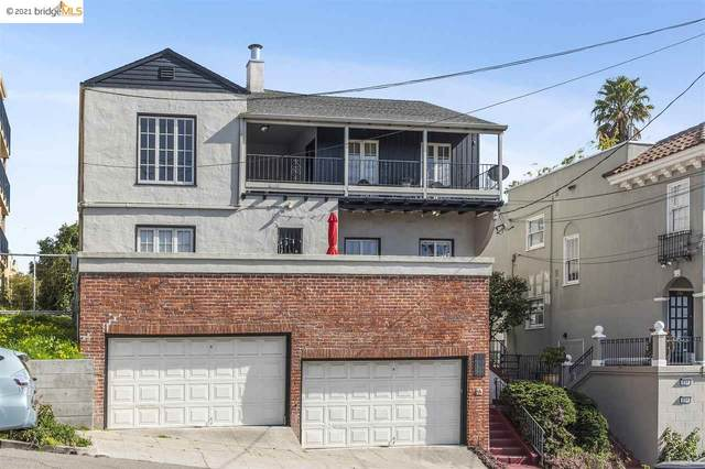 860 Vermont St, Oakland, CA 94610 (#EB40944286) :: The Gilmartin Group