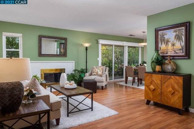 1074 Wesley Ct 5, Walnut Creek, CA 94597 (#CC40944294) :: Schneider Estates