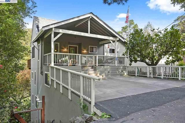 7154 Homewood Dr, Oakland, CA 94611 (MLS #BE40944060) :: Compass