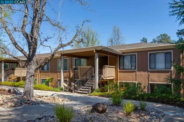 1112 Rockledge Ln 12, Walnut Creek, CA 94595 (#CC40943936) :: The Realty Society
