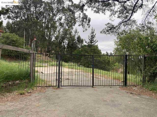 12 Brunell Pl, Oakland, CA 94602 (#EB40944232) :: Intero Real Estate