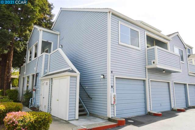 4644 Melody Drive Apt C, Concord, CA 94521 (#CC40944344) :: The Sean Cooper Real Estate Group