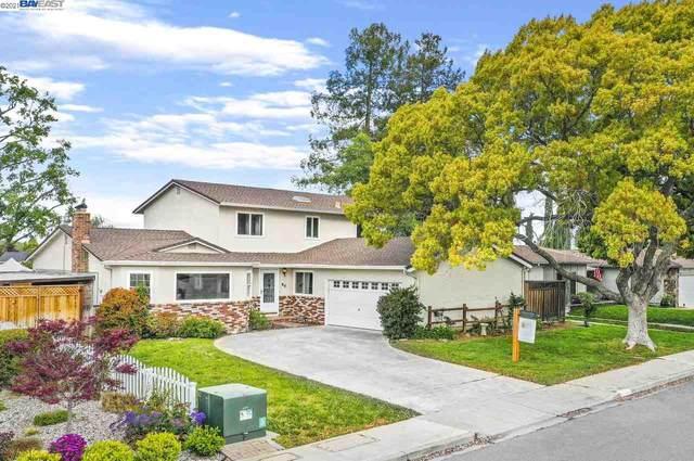 88 Cameo Dr, Livermore, CA 94550 (#BE40944345) :: Intero Real Estate