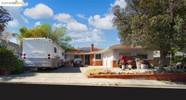 4242 Hillview Dr, Pittsburg, CA 94565 (#EB40944362) :: Intero Real Estate