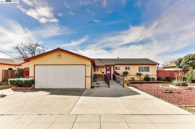 1049 Rincon Ave, Livermore, CA 94551 (#BE40944401) :: Intero Real Estate