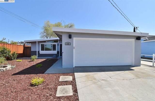 658 N P St, Livermore, CA 94551 (#BE40943371) :: Intero Real Estate