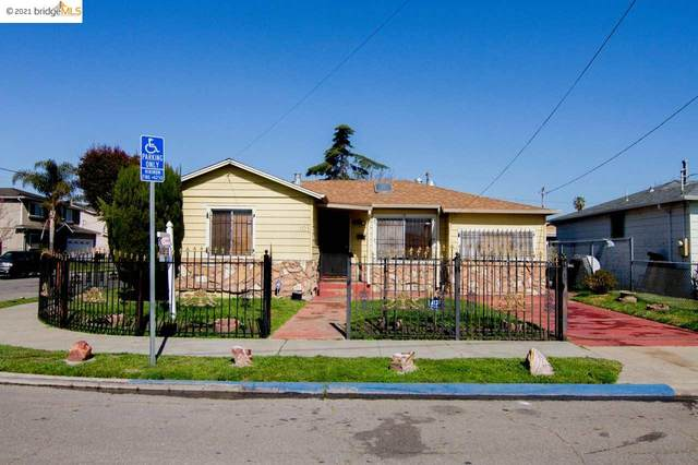 101 Hunter Ave, Oakland, CA 94603 (#EB40944442) :: Intero Real Estate