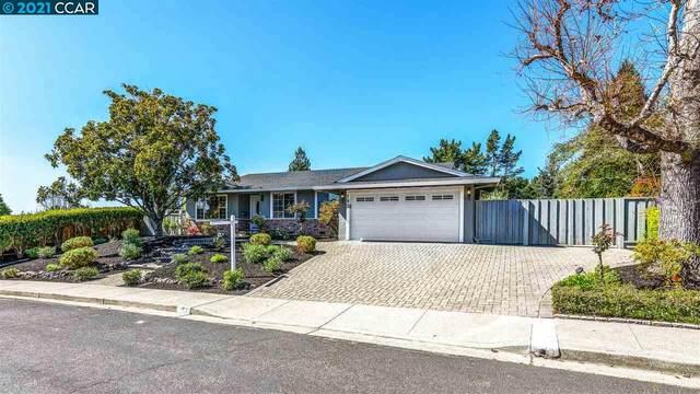 192 Calle La Mesa, Moraga, CA 94556 (#CC40944455) :: Intero Real Estate