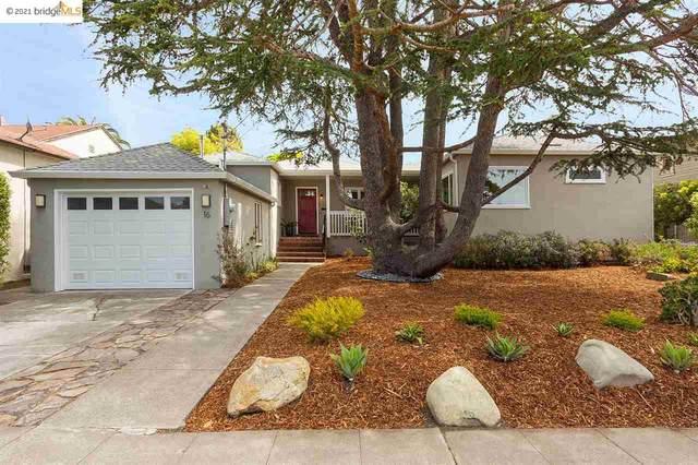 16 Carmel Avenue, El Cerrito, CA 94530 (#EB40944459) :: Intero Real Estate