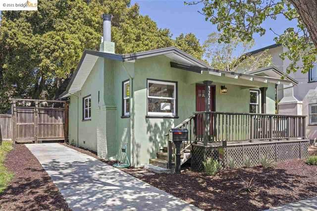 4221 Glen Ave, Oakland, CA 94611 (#EB40943396) :: The Sean Cooper Real Estate Group