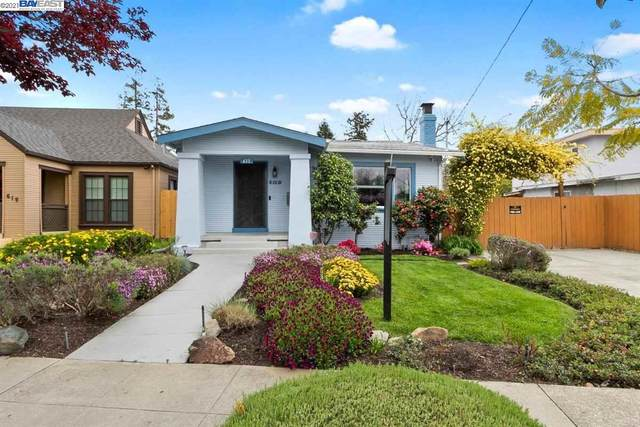 615 Durant Ave, San Leandro, CA 94577 (#BE40941569) :: Intero Real Estate