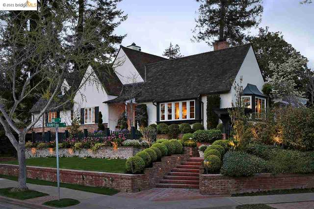 94 King Ave, Piedmont, CA 94611 (#EB40944238) :: Intero Real Estate
