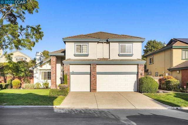 165 Canyon Lakes Way, San Ramon, CA 94582 (#CC40944004) :: Intero Real Estate