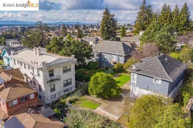 1364 East 27th, Oakland, CA 94606 (#EB40944533) :: Strock Real Estate