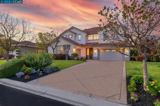 606 Stevens Court, Danville, CA 94506 (#CC40944537) :: Intero Real Estate