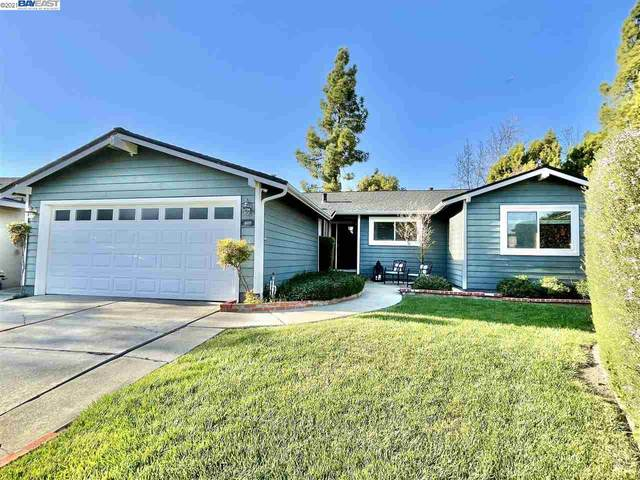 4699 Carson Ct, Pleasanton, CA 94588 (#BE40944546) :: Intero Real Estate