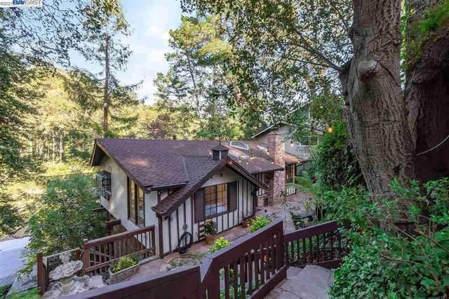 73 Homeglen Ln, Oakland, CA 94611 (#BE40944545) :: Intero Real Estate