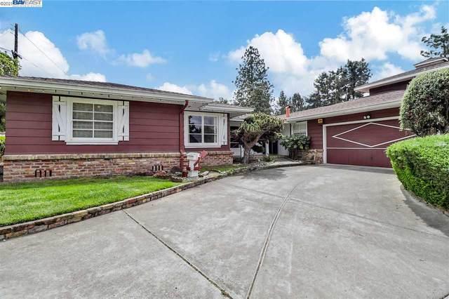 22759 Woodridge Dr, Hayward, CA 94541 (#BE40944560) :: Intero Real Estate