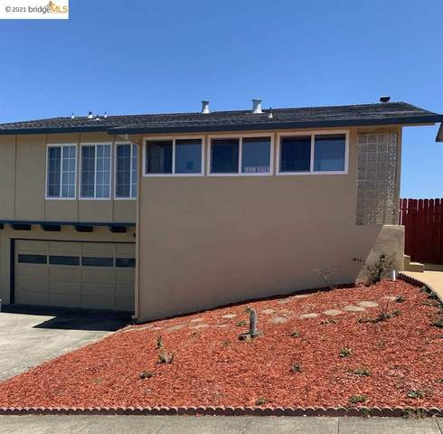 260 Lake Dr, San Bruno, CA 94066 (#EB40944576) :: The Sean Cooper Real Estate Group