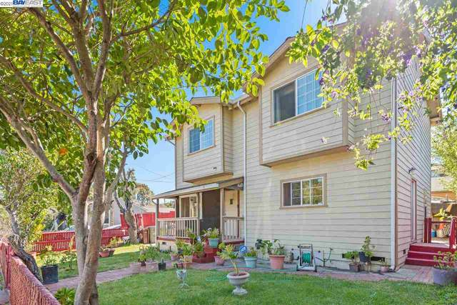 8089 Fontaine St, Oakland, CA 94605 (MLS #BE40944164) :: Compass