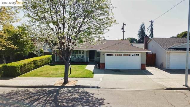 1642 Southgate St, Hayward, CA 94545 (#EB40944594) :: Intero Real Estate