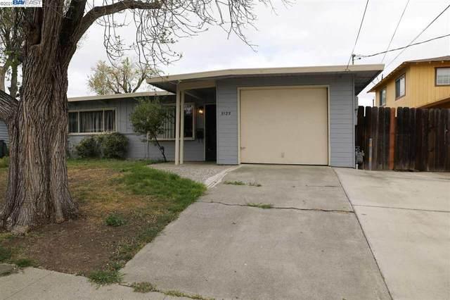 3125 Hacienda Dr, Concord, CA 94519 (#BE40944598) :: Intero Real Estate