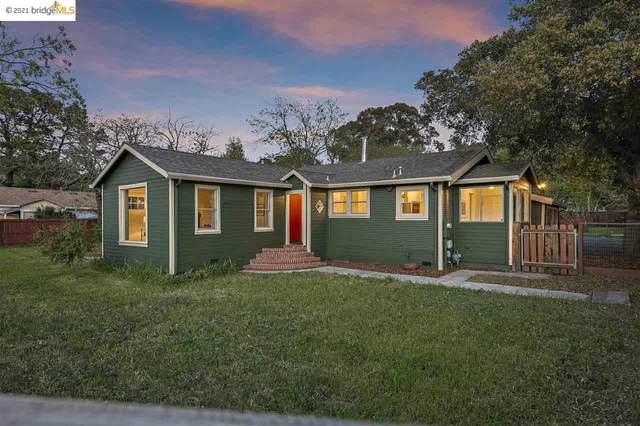 4402 Appian Way, El Sobrante, CA 94803 (#EB40944505) :: Strock Real Estate