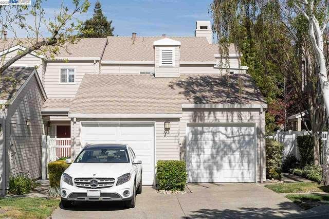 5421 Cameo Court, Pleasanton, CA 94588 (MLS #BE40941794) :: Compass