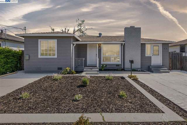 164 Kerwin Ave, Oakland, CA 94603 (#BE40944631) :: Intero Real Estate