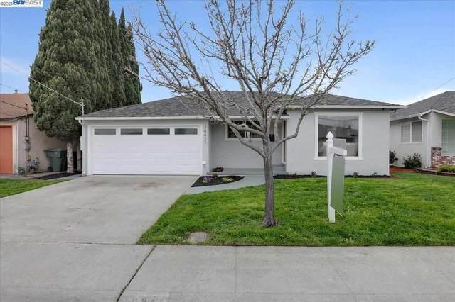 14421 Juniper St, San Leandro, CA 94579 (#BE40944633) :: Intero Real Estate