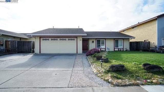 4528 Darcelle Dr, Union City, CA 94587 (#BE40944284) :: Intero Real Estate